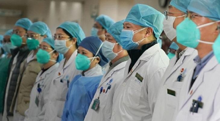 Real-time update on coronavirus outbreak