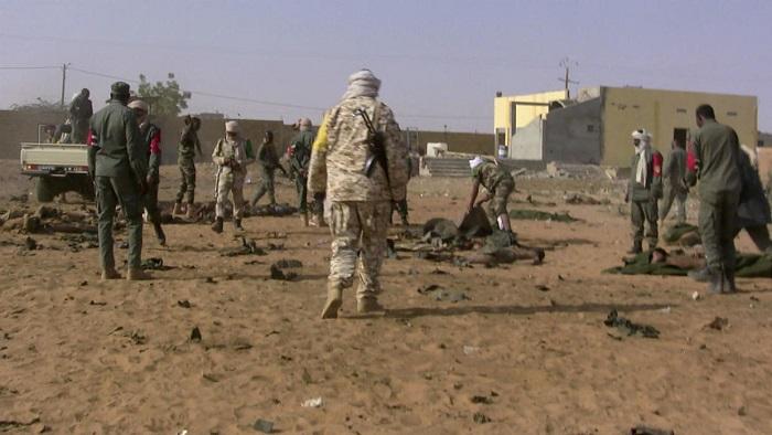Al-Qaeda affiliate claims Mali attack that killed 20