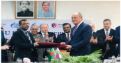 Petrobangla, Bapex sign MoUs with Gazprom to work in energy sector