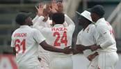 Zimbabwe, Sri Lanka share honours on Day 2
