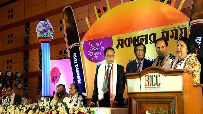 Media's role vital for mobilising public opinion: Speaker