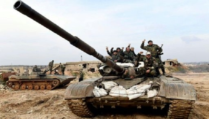 Syrian forces recapture most of key rebel-held town