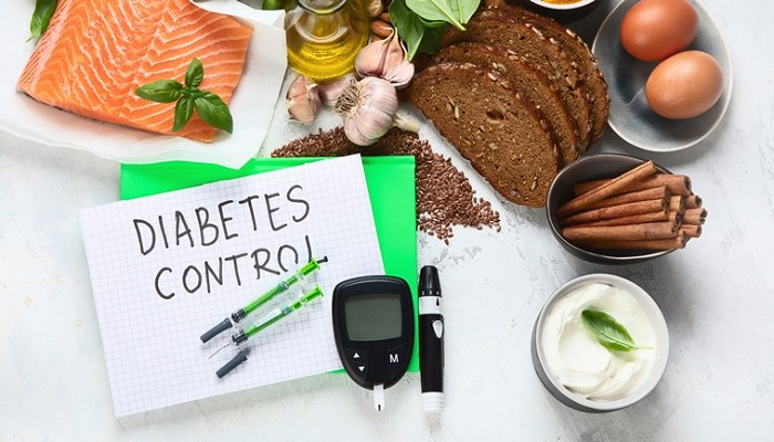 Count whole grains to control blood sugar levels