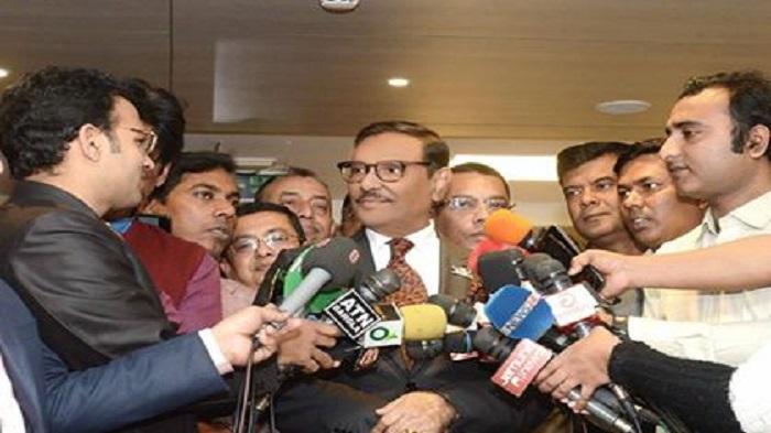 Coronavirus not to affect Padma Bridge construction work: Quader