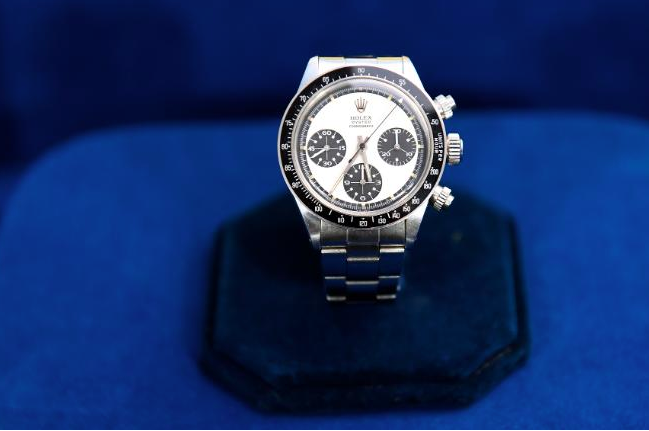 Man bought a Rolex for $345 in 1974,What its current value!