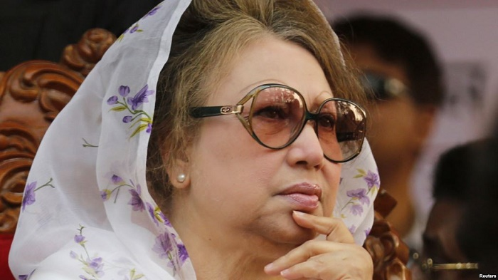 Charge framing against Khaleda Zia in 11 cases on April 15