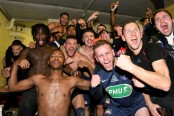 'Magic' minnows Belfort dump Montpellier out of cup, Rennes edge thriller