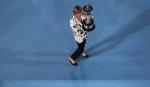 Navratilova sorry for protocol breach, not for Court protest