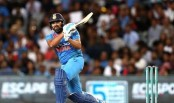 Sharma comes right as India post 179 in New Zealand T20