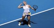 Halep, Muguruza to meet in Australian Open semifinals