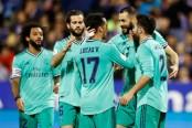 Madrid thrash Zaragoza to make Copa del Rey quarter-finals