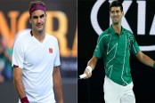 Djokovic and Federer's 50th, Barty time in Australian Open semi-finals