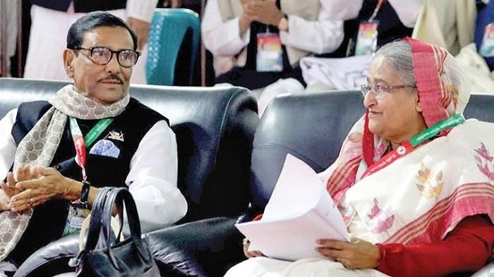 Sheikh Hasina to visit ailing Quader at BSMMU