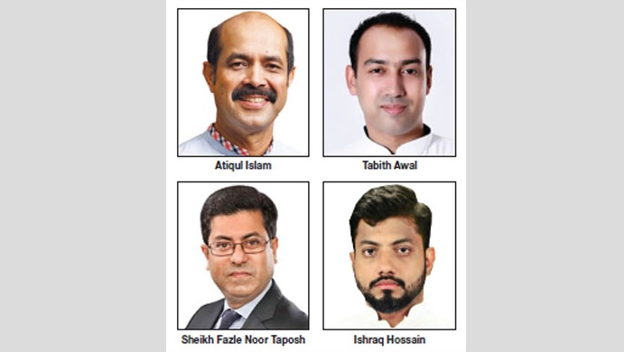 High-voltage Dhaka mayoral polls today