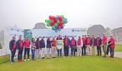 Professional Golf in March to mark Mujib Barsho
