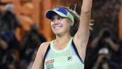 Kenin stuns Muguruza to win Australian Open women's title