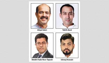 High-voltage Dhaka city polls today