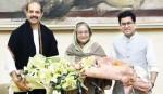 Atiq, Taposh meet PM
