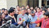 'BNP out to throw city polls into question'