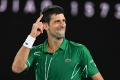 Djokovic faces Thiem with eighth Australian Open title in his sights