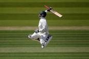 Tamim hits historic triple century