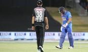 Rohit Sharma retires hurt on 60 as India set New Zealand 164-run target