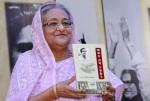 Cover of 'Amar Dekha Naya Chin' by Bangabandhu unveiled