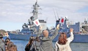 Japan destroyer heads to Middle East as Iran-US tension lingers