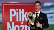 Lewandowski wins Polish Footballer of the Year award