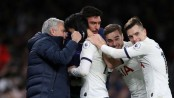 Tottenham weather Man City storm to snatch win