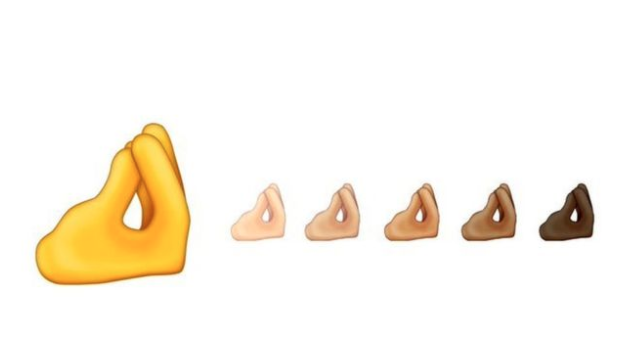 The many meanings of the pinched fingers emoji