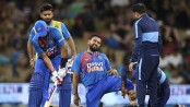 Injured Sharma out of India's New Zealand tour