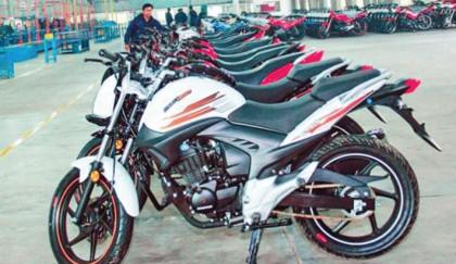 Unbridled motorbike registration goes on
