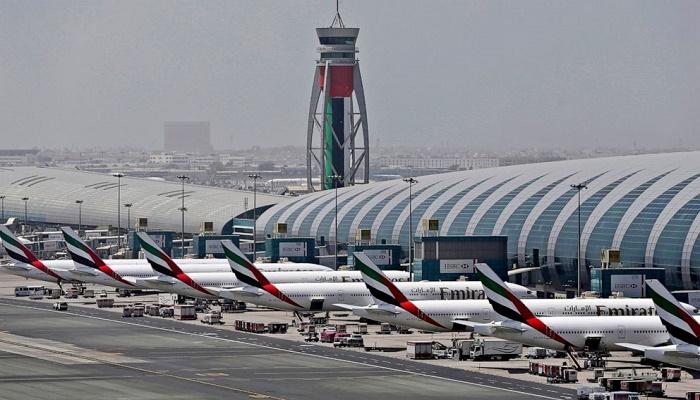 Dubai International Airport ranked busiest airport for international travel