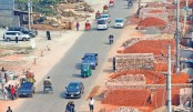 Encroachers multiply road chaos