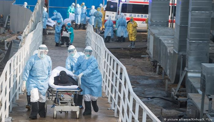 Coronavirus death toll in China climbs to 563, confirmed cases   over 28,018