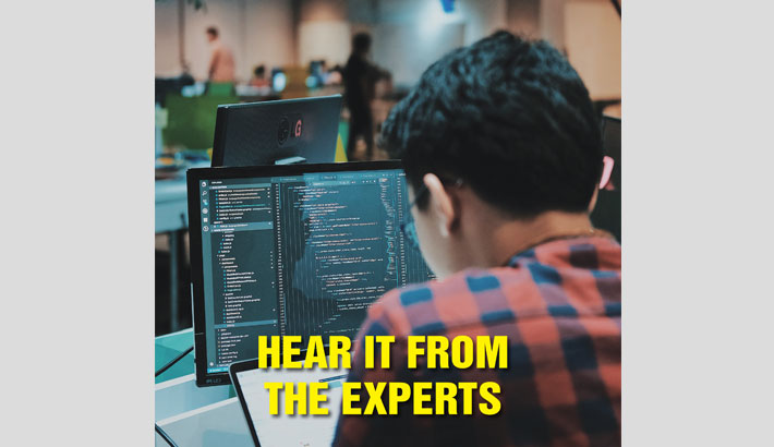 Hear It From The Experts