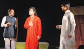 'Damal Chhele Nazrul' to be staged at Shishu Academy today