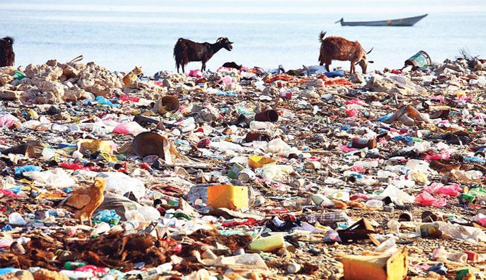 Unbeatable Plastic Pollution