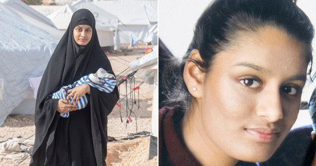 Shamima Begum loses first stage of appeal against UK citizenship removal