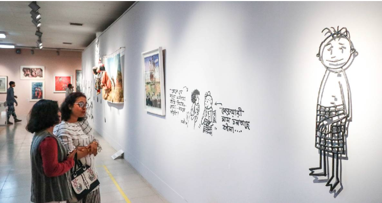 Curtain rises on Dhaka Art Summit 2020