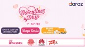 Daraz Mall keeps exclusive collection during Valentine's day campaign