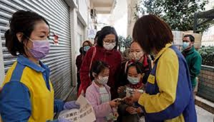 China's coronavirus death toll rises to 722