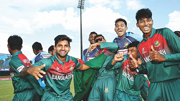 Upstarts Bangladesh target India upset in U19 World Cup final on Sunday