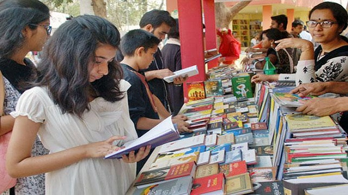 Ekushey Book Fair: a heaven for children