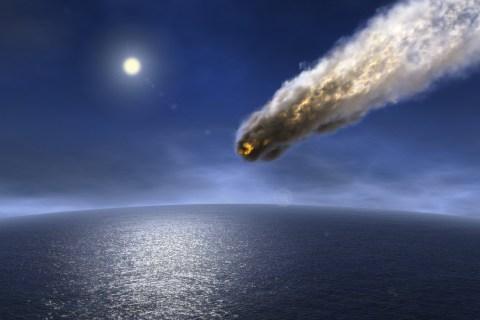 Huge meteor explodes in sky above Derby