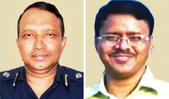 Charge sheet against DIG Mizan, Basir accepted
