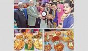 Pitha Utsab concludes at WUB