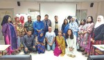 Public Lecture held at Stamford University