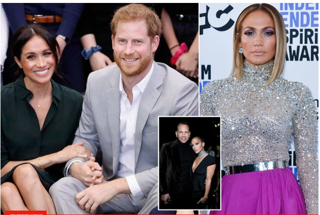 Inside Meghan Markle and Harry's A-list dinner with Jennifer Lopez